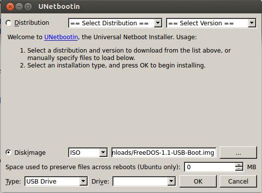 Flashing BIOS with FreeDos Live USB // Jessek //